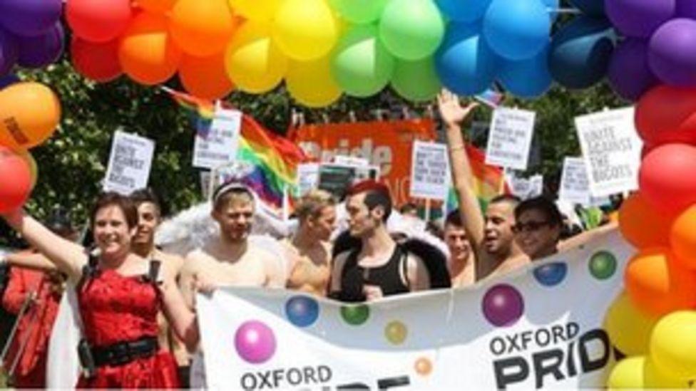 Oxford Pride 2013