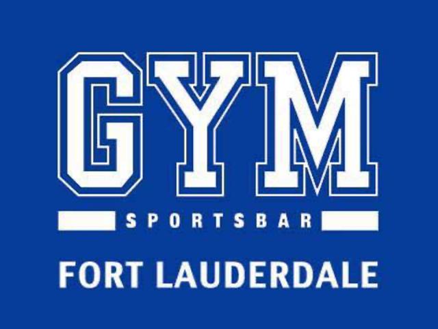 GYM Sports Bar : Fort Lauderdale