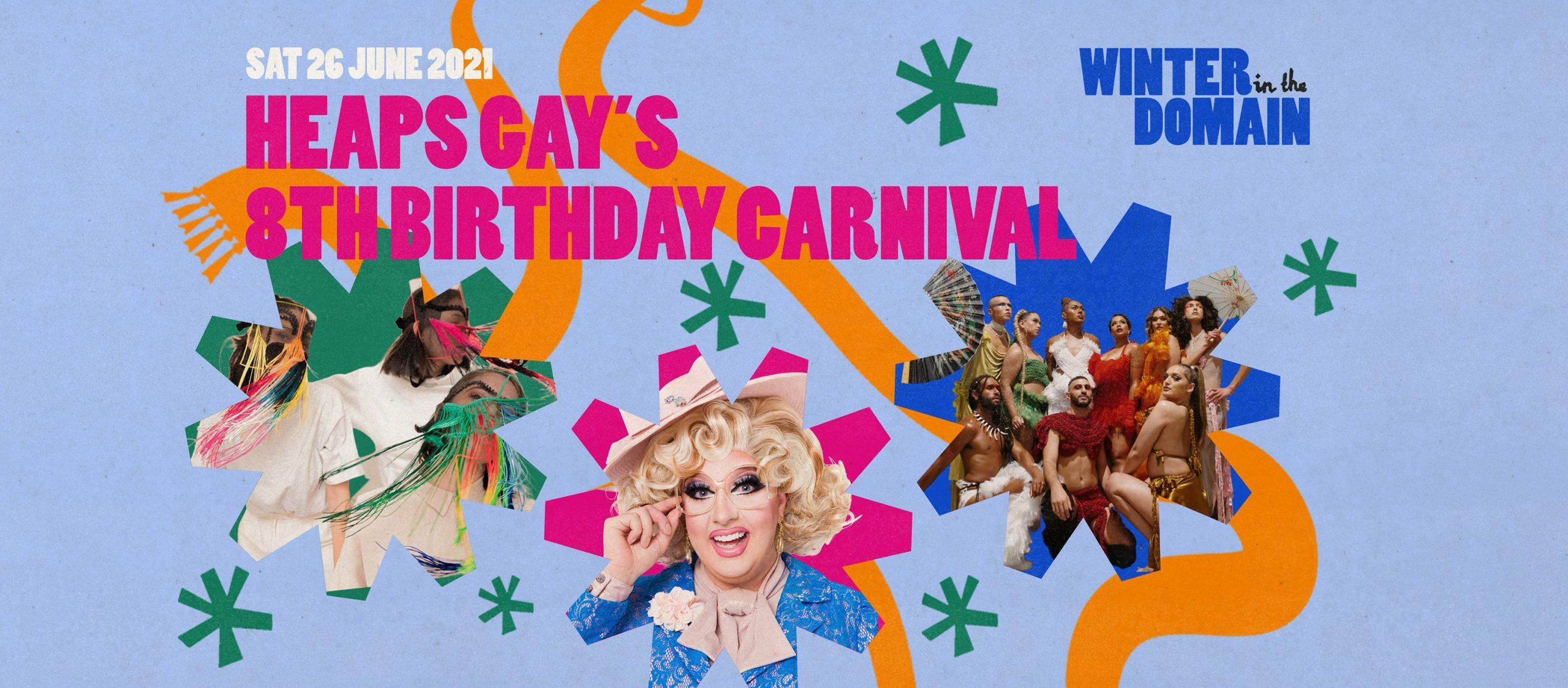 Heaps Gay's 8th Birthday Carnival