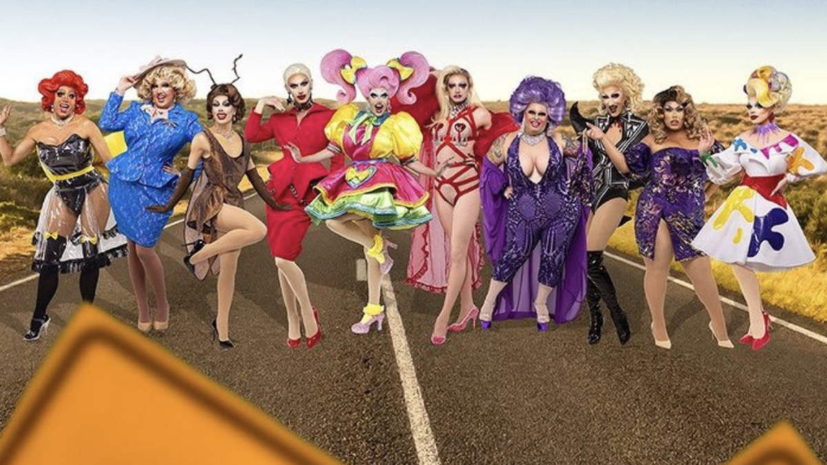 It's the end of Drag Race Downunder…